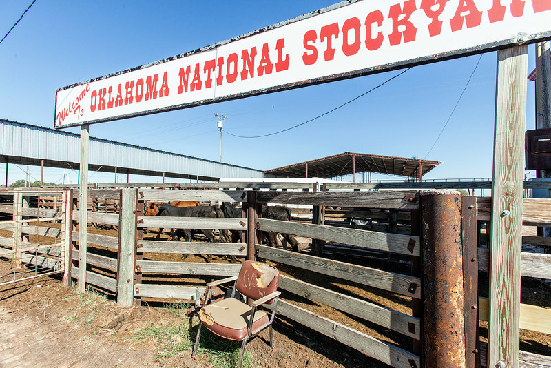 Oklahoma City Stockyards