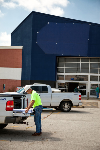 The Best Buy building at Cros Roads Mall has been purchased by Heritage College.
