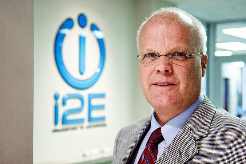 David Thomison, Vice President of Investments at i2E.