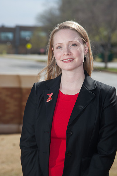 Dr Christina Shay is a researcher and assistant proffessor at OU Medical Center.