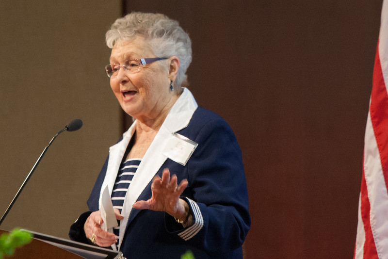 Ida Blackburn was inducted into the Oklahoma Women's Hall of Fame by  the Oklahoma Commision on the Status of Women. This was the 16th class of inducties since it's begining in 1982. This year's event was held at the Oklahoma History Center.