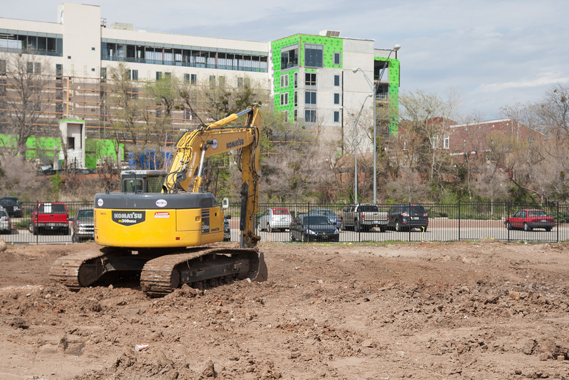 101 E Main will is the future location of a Holiday Inn Express in downtown Oklahoma CIty.