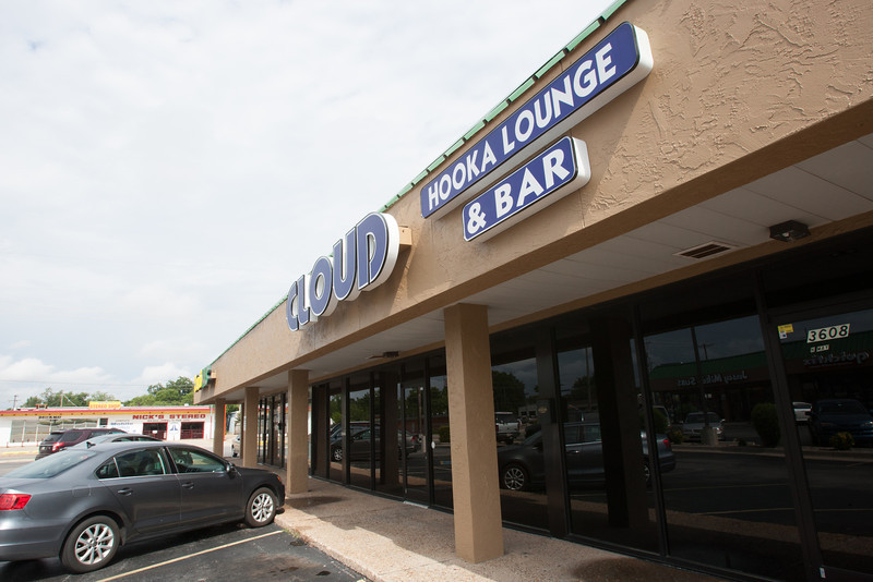 The owners of The Library resturaunt, now closed, are opening Cloud Hooka Lounge & Bar.