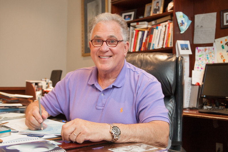 Roger Beverage, president of the Oklahoma Bankers Association