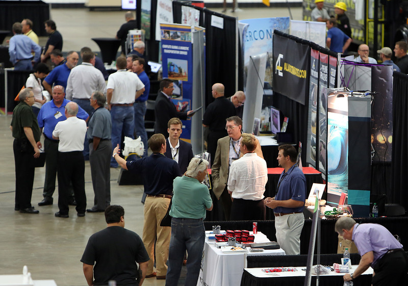 The Tulsa Pipeline Expo is being held through the 28th at the Tulsa Fairgrounds.