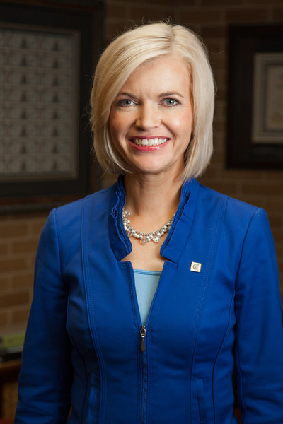 Jill Castilla, Executive Vice President of Citizens Bank in Edmond, OK.