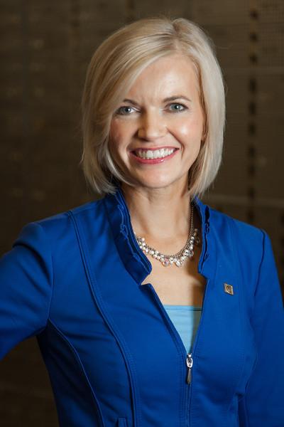 Jill Castilla, Executive Vice President of Citizens Bank in Edmond, OK.