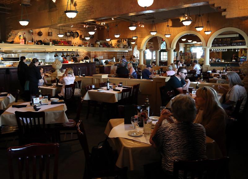 The ZIOS restaurant in east Tulsa.