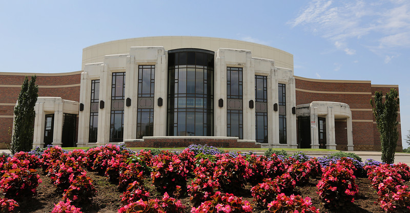 The Performing Arts Center in Claremore.