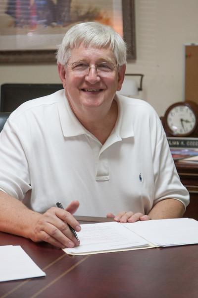 Julian Codding, owner of Reliable Motors in Oklahoma City, OK.