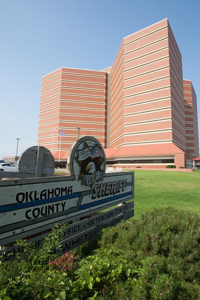 The Oklahoma County Jail