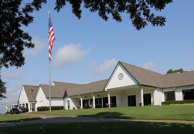The Oaks Country Club in West Tulsa.
