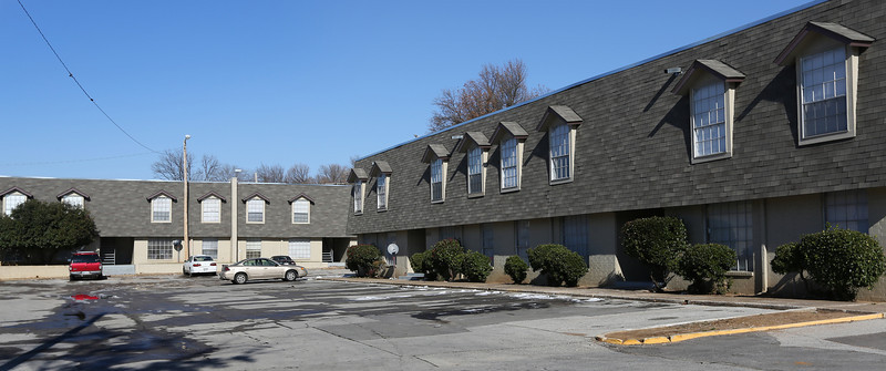 The Pomeroy Park Apartments, 6805 S. Lewis Ave., Tulsa.