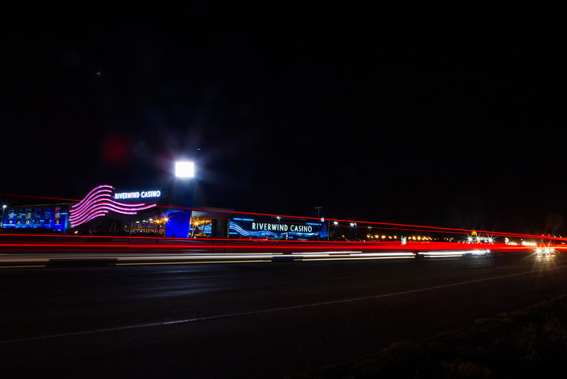 Riverwind Casino at Highway 9 and I-35.