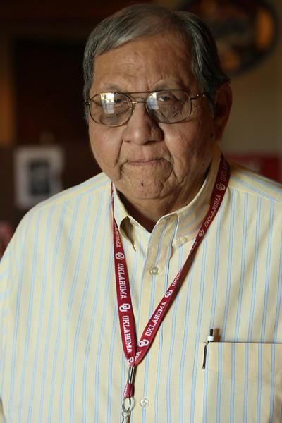 Osage Nation Principal Chief John D. Red Eagle