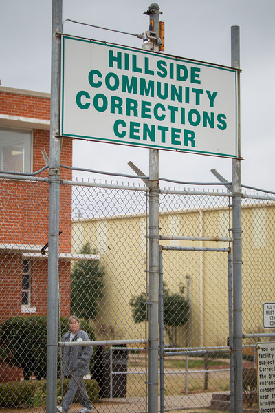 The Hillside Community Correction Center next to the Oklahoma Department of Corrections on North MLK Drive.