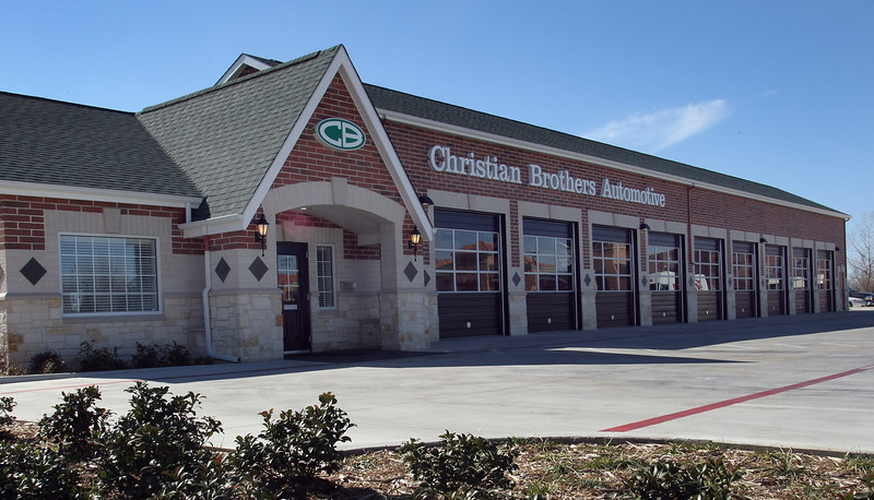 The Christian Brothers Automotive repair shop in Owasso, was purchased by Knapps Properties for $2 million.