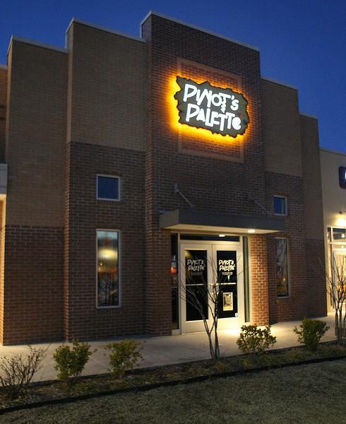 The pinots Pallette on Cherry Street in Tulsa.