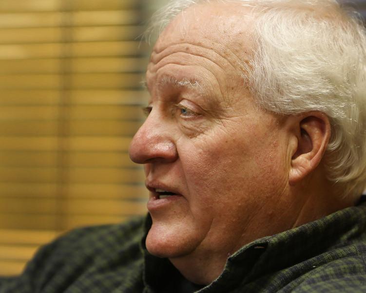 Chuck Sullivan, president, Walker Bros. Drilling.