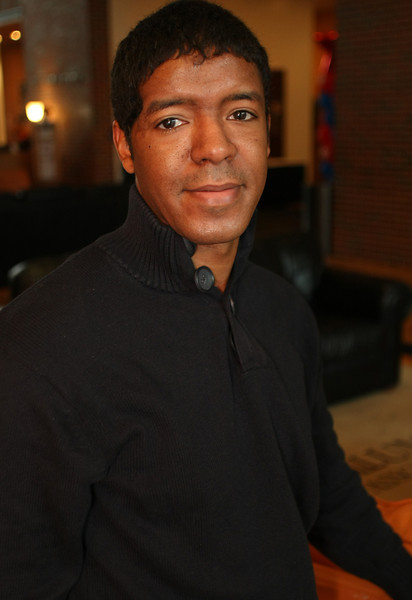 LeGrande Strickland is a participant in the 2013 Disabled Veterans Entrepreneurship Program at Oklahoma State University.