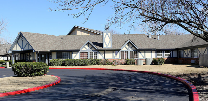 Senior care developer Steve Cox bought the former Mayfair center at 7707 S. Memorial for $2.19 million.
