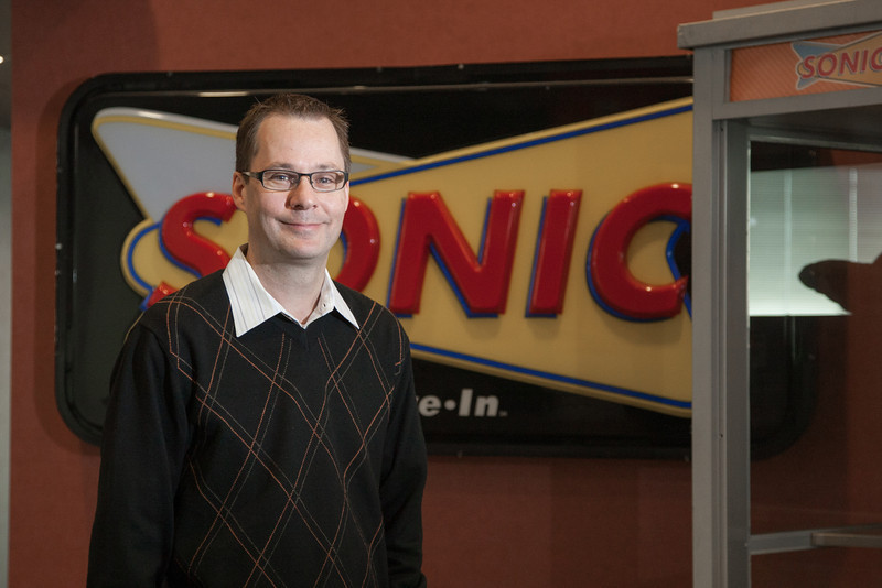mike gallagher, Vice President of Market Planning and Franchising at Sonic Corporation.