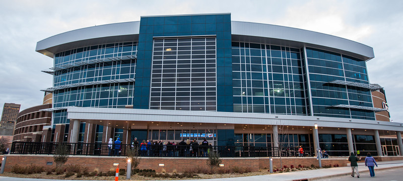 The Chesapeak Arena