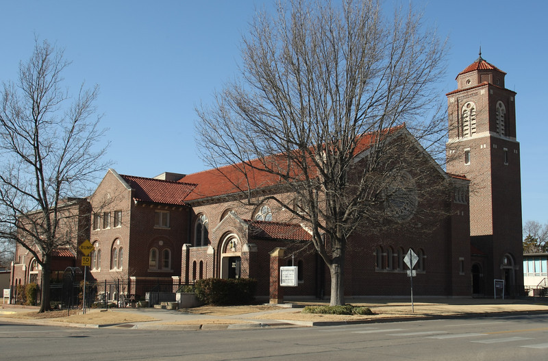 The Stillwater United Methodist Church.