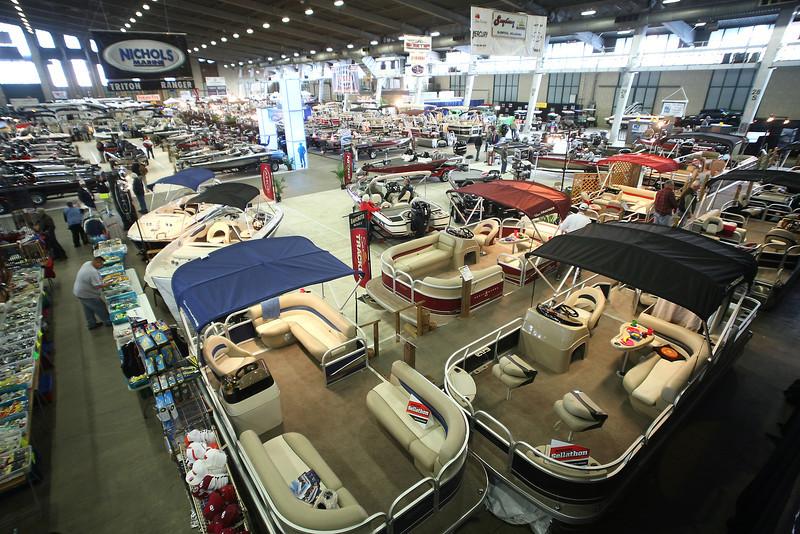 The Tulsa Boat Show.