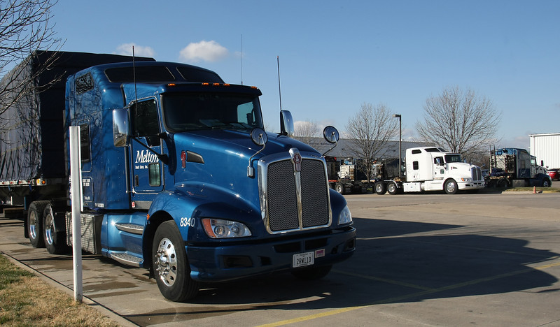 Melton Truck Lines Inc. is looking to hire at least 105 drivers, mechanics and technicians as part of the Quality Jobs Program. Melton is one of five companies that will create 643 jobs across the state, said the Oklahoma Commerce Department.