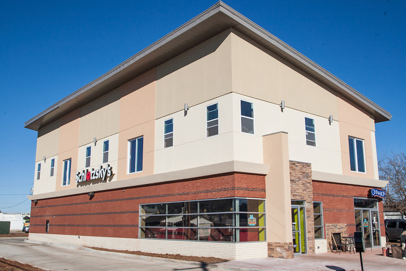 The new Scholotzky's at 2600 S Air Depot in Midwest City.