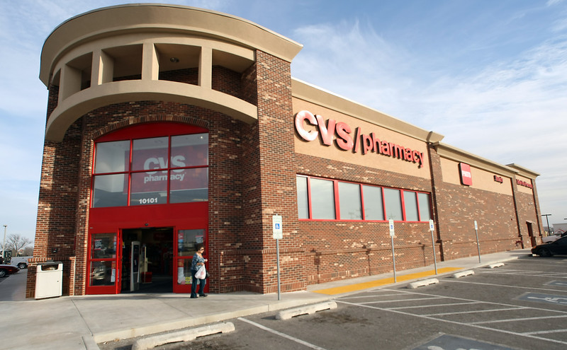 The CVS Store at 101st and South Memorial in Tulsa.