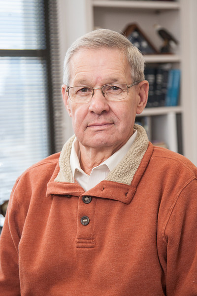 Oklahoma State Senetor Frank Simpson