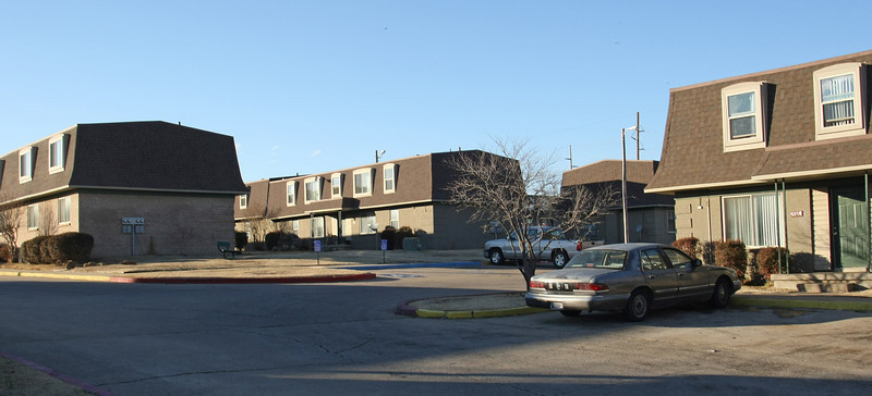 An LA foundation paid $7M for the Normandy Apartments, located at 6221 E. 38th St. in Tulsa.