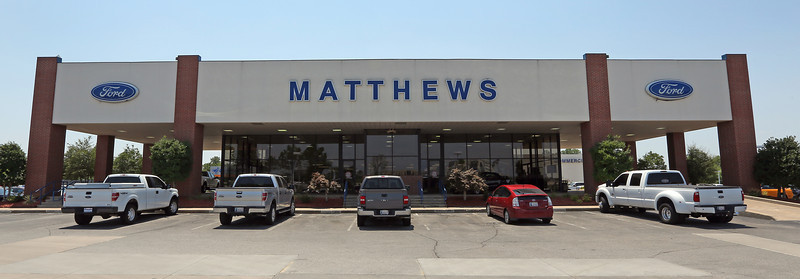 Matthews Ford will soon start a $1 million-plus renovation of its 53,000-square-foot Broken Arrow location.