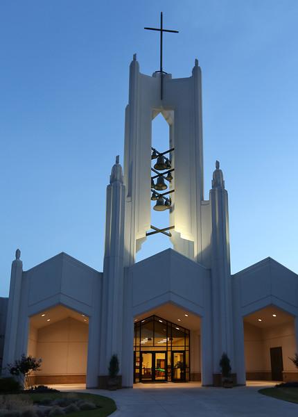 The South Tulsa Baptist Church.