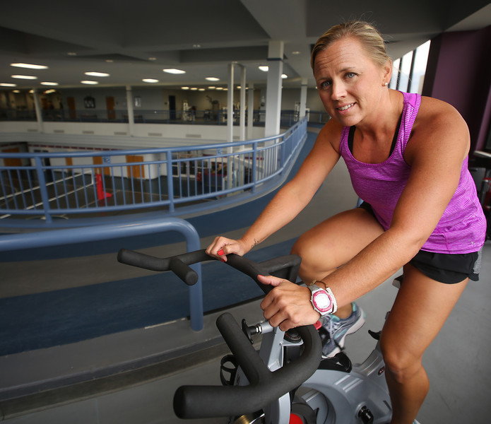Kenda Cummings, Fitness Specialist at the Tulsa Community College Metro campus.