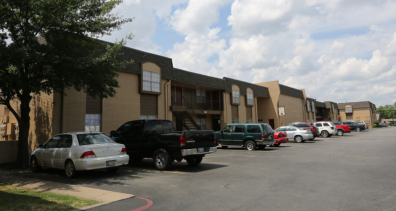 The Autumn Ridge Apartments, 1713 South Memorial Drive in Tulsa, recently sold for $4.2 Million.