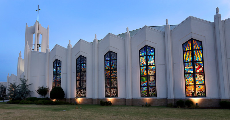 The South Tulsa Baptist Church.