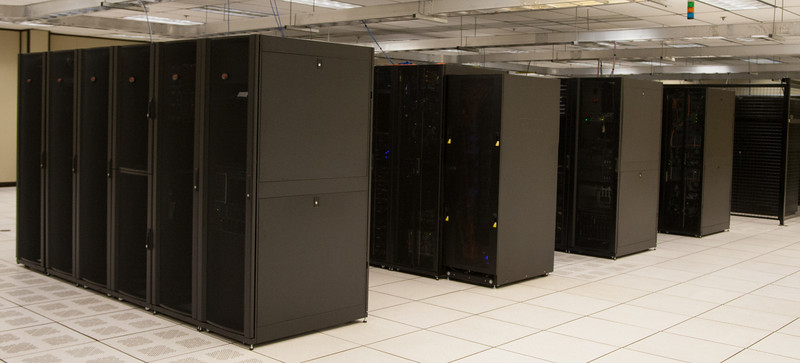 Rack 59 host data for several startup companies at 7725 W Reno, the previouse location of Lucent Technologies.