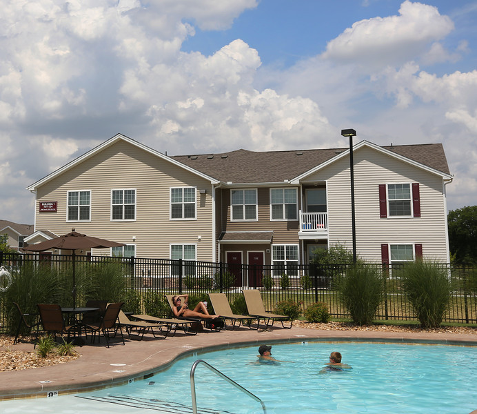 The Springs Springs at Fifty-First Apartments  sold for $17 Million.