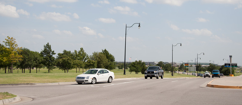 The City of Oklahoma City is planning a new facility to house rental car companies at the intersection of SW 59th and Meridian, just north of Will Rodgers International Airport.