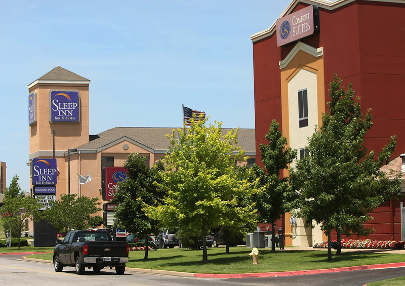 Investor groups led by Romel and Sangita Patel Chatterjee paid a total of $6.1 million for the Sleep Inn Central and Comfort Suites hotels in Tulsa.