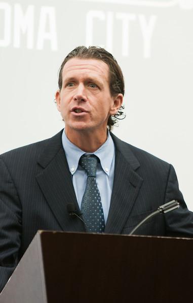 Tim Holt, president of USL Pro