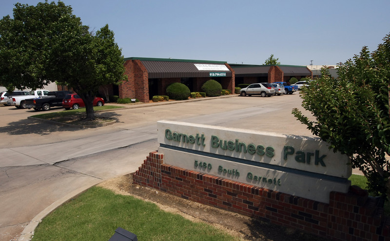 Tulsa's  172,000 square foot Garnett Business Park recently sold to the  Service Properties LLC of Tulsa for  $4.7 million.