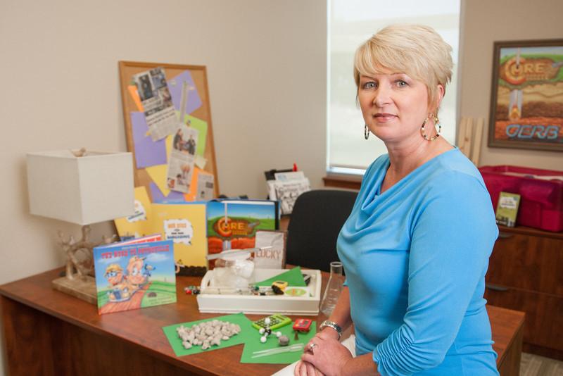 Mindy Stitt, executive director at Oklahoma Energy Resources Board.