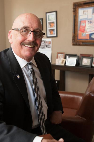 Oklahoma State Senator Al McCafferty