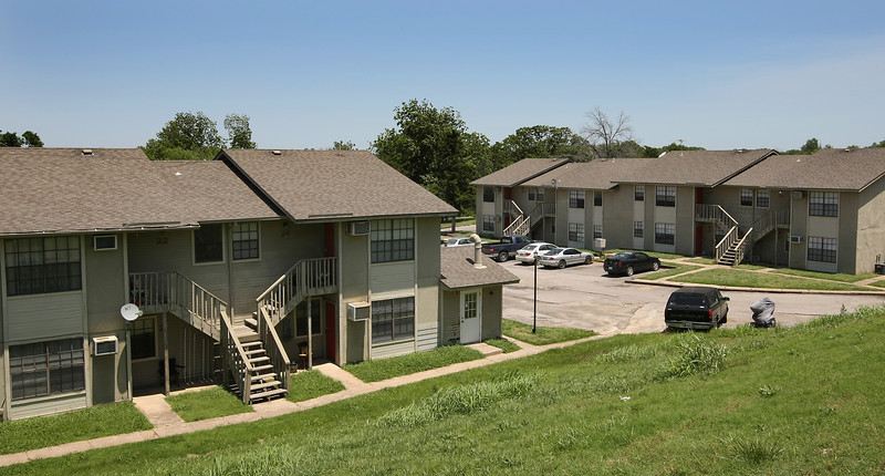 James Spoon purchased the 64-unit Cedar Ridge Apartments in Sand Springs for $1.6 million.