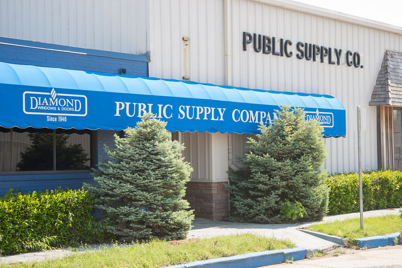 Public Supply Company on SW 4th in Oklahoma City, OK.