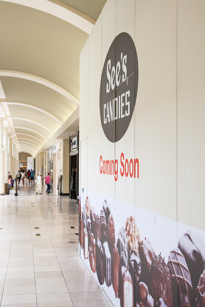 See's Candies is opening a store front location in Penn Square Mall.